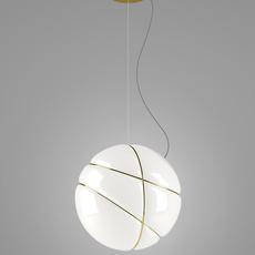 Armilla dore lorenzo truant suspension pendant light  fabbian f50 a05 01  design signed nedgis 63571 thumb
