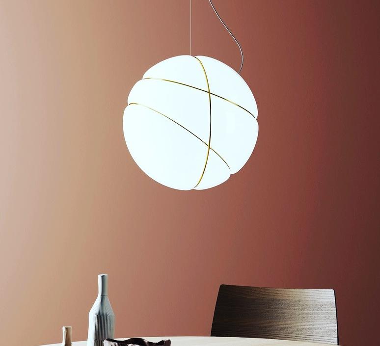 Armilla dore lorenzo truant suspension pendant light  fabbian f50 a05 01  design signed nedgis 64035 product