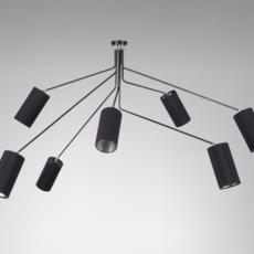 Array cotton  suspension pendant light  cto lighting cto 01 035 0002  design signed 53865 thumb