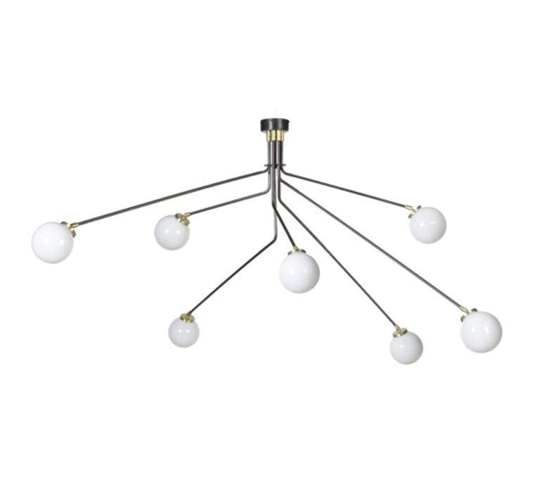 Array opal  suspension pendant light  cto lighting cto 01 035 0102  design signed 53873 product