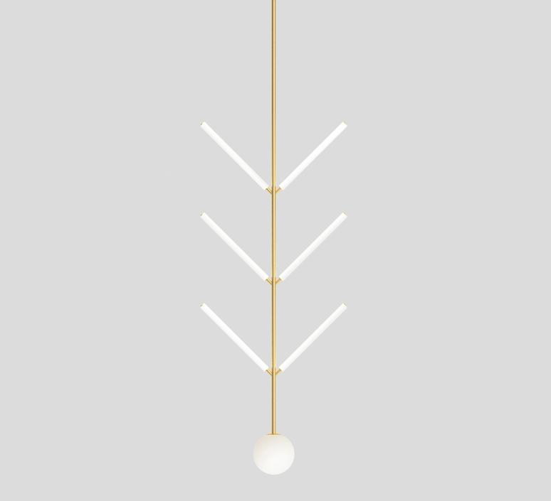 Arrow gwendolyn et guillane kerschbaumer suspension pendant light  atelier areti 427ol p02 br 01   design signed nedgis 73398 product