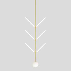 Arrow gwendolyn et guillane kerschbaumer suspension pendant light  atelier areti 427ol p02 br 01   design signed nedgis 73398 thumb