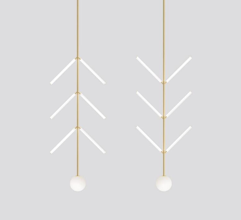 Arrow gwendolyn et guillane kerschbaumer suspension pendant light  atelier areti 427ol p01 br 01   design signed nedgis 73394 product