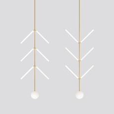 Arrow gwendolyn et guillane kerschbaumer suspension pendant light  atelier areti 427ol p01 br 01   design signed nedgis 73394 thumb
