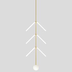 Arrow gwendolyn et guillane kerschbaumer suspension pendant light  atelier areti 427ol p01 br 01   design signed nedgis 73395 thumb
