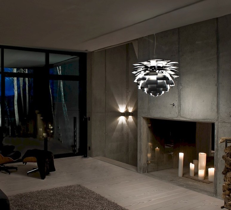 Artichoke l poul henningsen suspension pendant light  louis poulsen 5741097908  design signed 49080 product