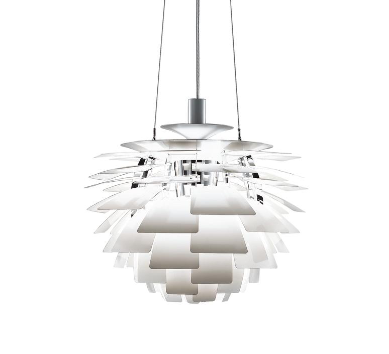 Artichoke m poul henningsen suspension pendant light  louis poulsen 5741092398  design signed 49061 product