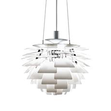 Artichoke m poul henningsen suspension pendant light  louis poulsen 5741092398  design signed 49061 thumb