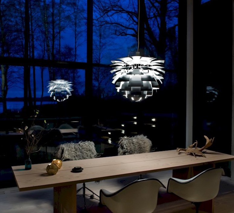 Artichoke m poul henningsen suspension pendant light  louis poulsen 5741097801  design signed 49066 product