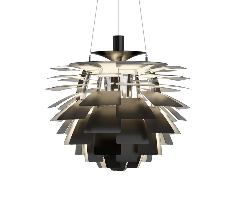 Artichoke m poul henningsen suspension pendant light  louis poulsen 5741112375  design signed nedgis 82199 product