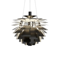 Artichoke m poul henningsen suspension pendant light  louis poulsen 5741112375  design signed nedgis 82199 thumb
