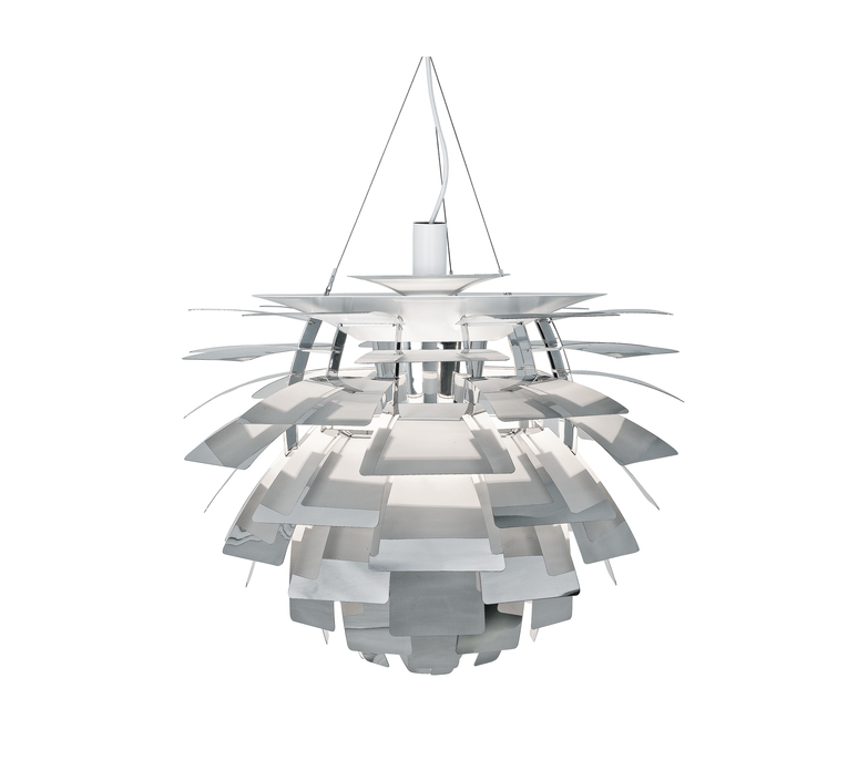 Artichoke s poul henningsen suspension pendant light  louis poulsen 5741097788  design signed 49057 product