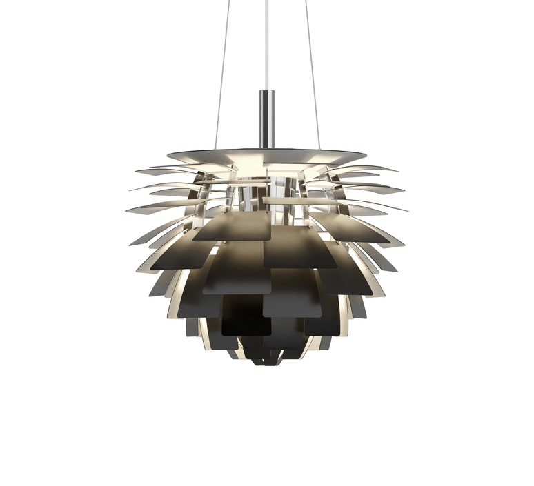 Artichoke s poul henningsen suspension pendant light  louis poulsen 5741112252  design signed nedgis 82221 product
