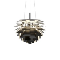 Artichoke s poul henningsen suspension pendant light  louis poulsen 5741112252  design signed nedgis 82221 thumb