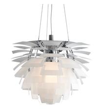 Artichoke verre poul henningsen suspension pendant light  louis poulsen 5741092725  design signed nedgis 106644 thumb