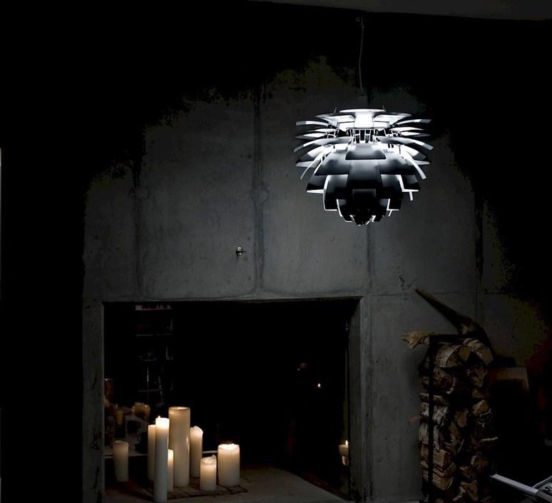 Artichoke xl poul henningsen suspension pendant light  louis poulsen 5741097979  design signed 49091 product