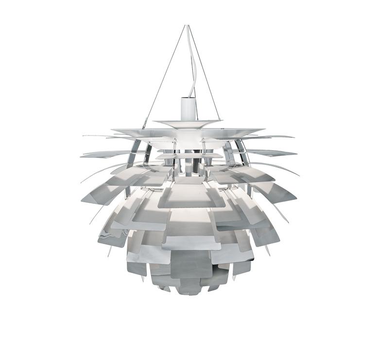 Artichoke xl poul henningsen suspension pendant light  louis poulsen 5741097979  design signed 49093 product