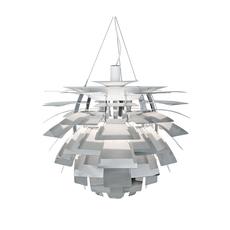 Artichoke xl poul henningsen suspension pendant light  louis poulsen 5741097979  design signed 49093 thumb