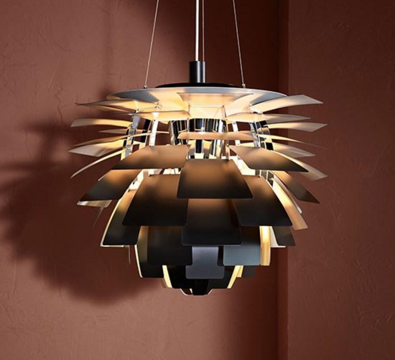 Artichoke xl poul henningsen suspension pendant light  louis poulsen 5741112553  design signed nedgis 84704 product