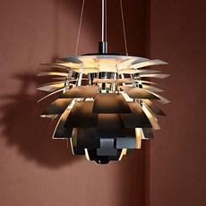 Artichoke xl poul henningsen suspension pendant light  louis poulsen 5741112553  design signed nedgis 84704 thumb