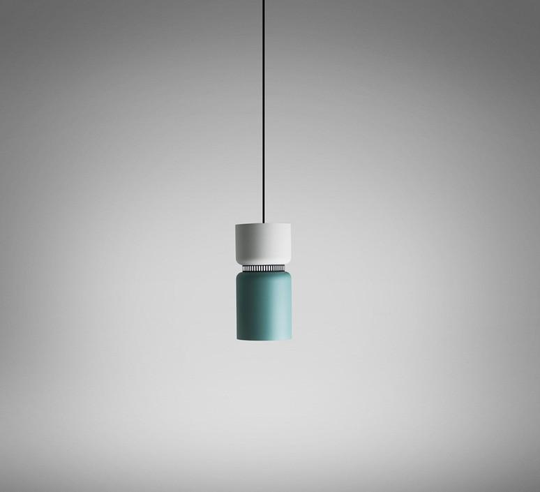 Aspen s17a werner aisslinger b lux aspen s17a e27 snow turquoise luminaire lighting design signed 18143 product