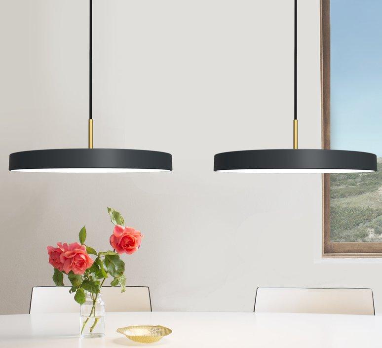 Asteria anders klem suspension pendant light  vita copenhagen 2152  design signed 38109 product