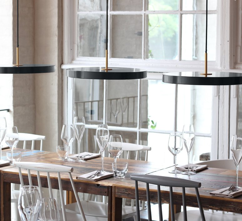 Asteria anders klem suspension pendant light  vita copenhagen 2152  design signed 38110 product
