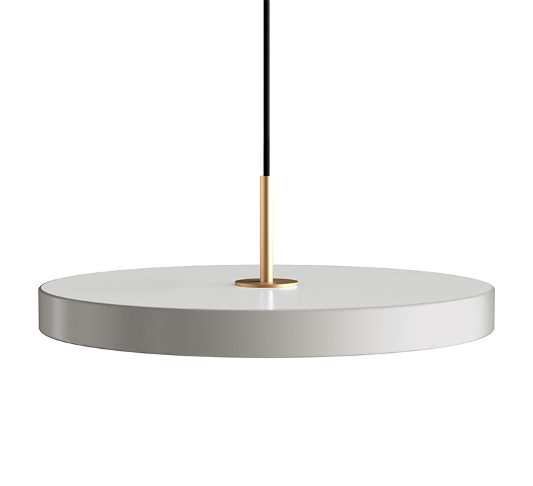 Asteria medium soren ravn christensen suspension pendant light  umage 2420  design signed nedgis 118774 product