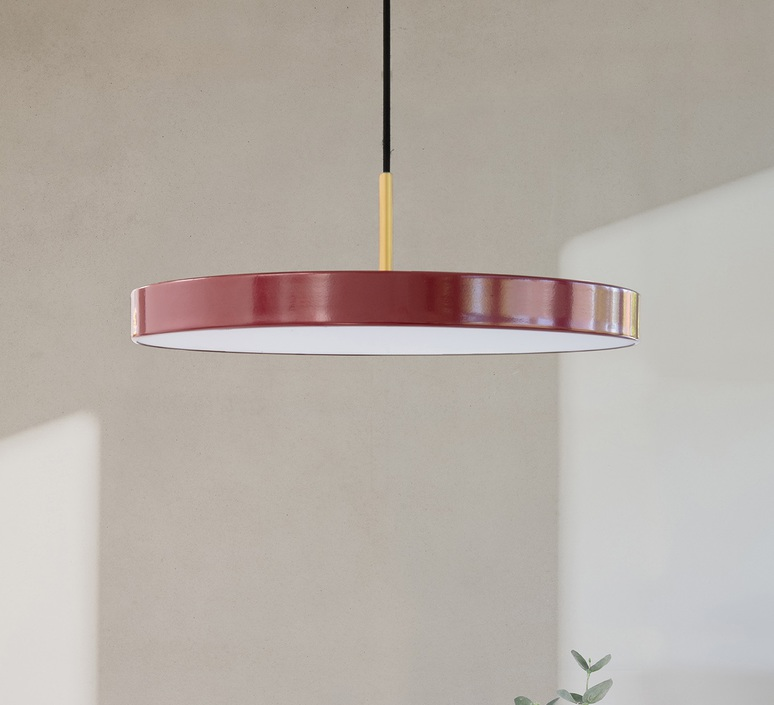 Asteria mini anders klem suspension pendant light  vita copenhagen 2210  design signed nedgis 72864 product