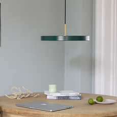 Asteria mini anders klem suspension pendant light  vita copenhagen 2208  design signed nedgis 72874 thumb