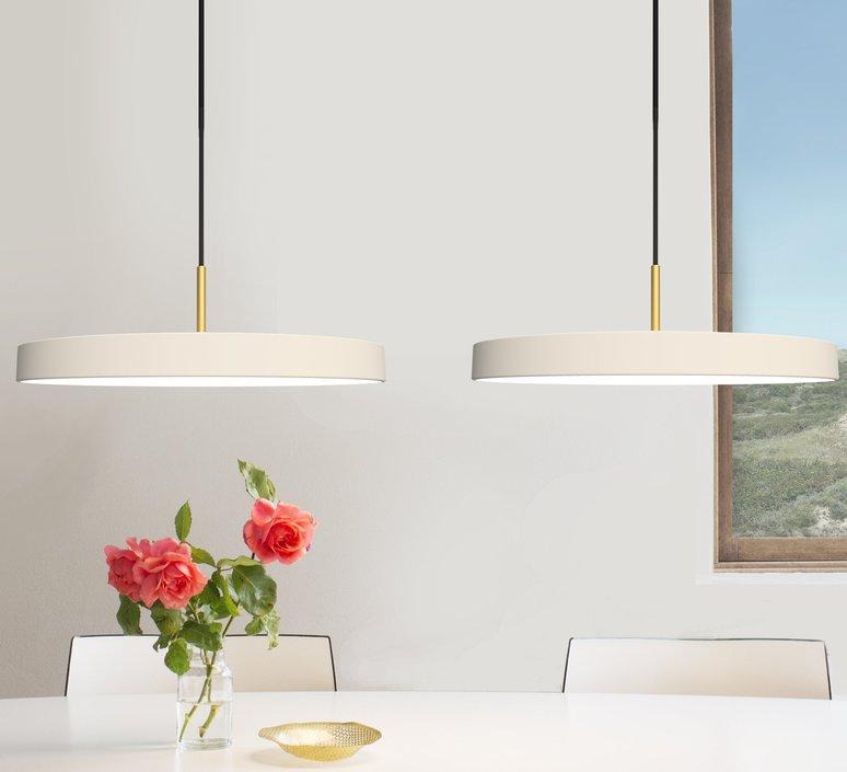 Asteria anders klem suspension pendant light  vita copenhagen 2151  design signed 38105 product