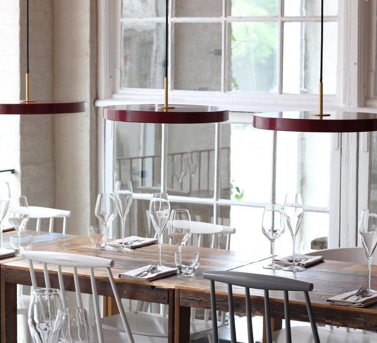 Asteria anders klem suspension pendant light  vita copenhagen 2155  design signed 38122 product