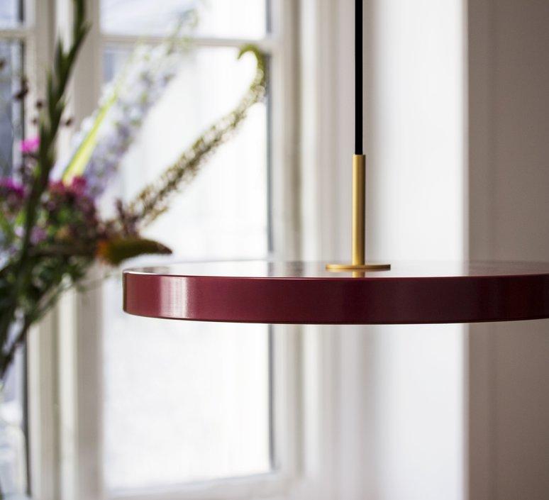 Asteria anders klem suspension pendant light  vita copenhagen 2155  design signed 38123 product