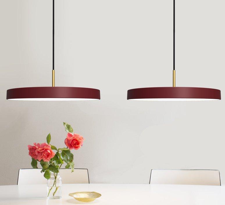 Asteria anders klem suspension pendant light  vita copenhagen 2155  design signed 38124 product