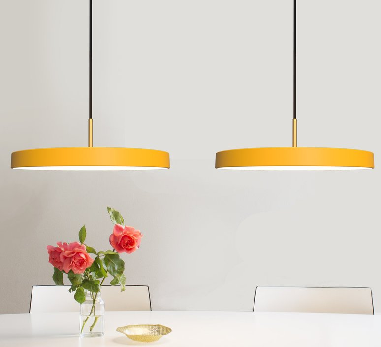 Asteria anders klem suspension pendant light  vita copenhagen 2156  design signed 38128 product