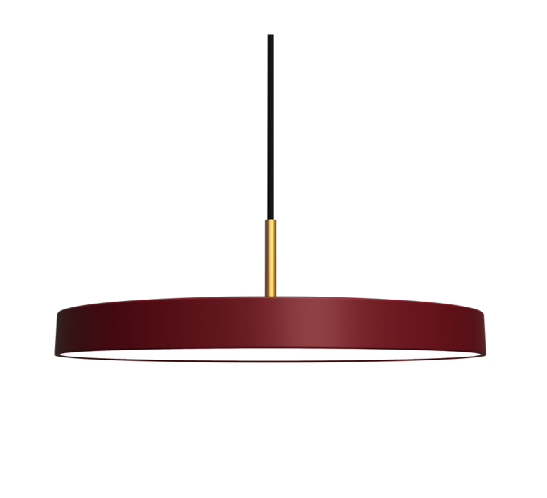 Asteria anders klem suspension pendant light  vita copenhagen 2156  design signed 38129 product