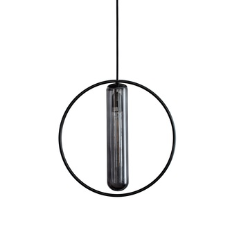 Suspension astree noir o36cm h44cm harto normal