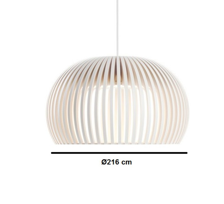 Atto seppo koho secto 66 5000 01 luminaire lighting design signed 24475 product