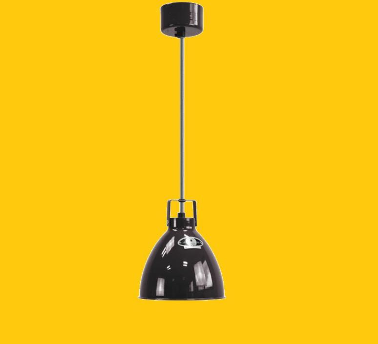 Augustin 160 jean louis domecq suspension pendant light  jielde a160 o 9011  design signed 36769 product