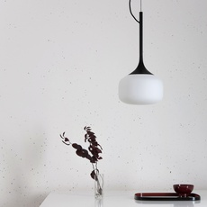 Awa lena billmeier et david baur suspension pendant light  teo t0015s bk006  design signed 33234 thumb