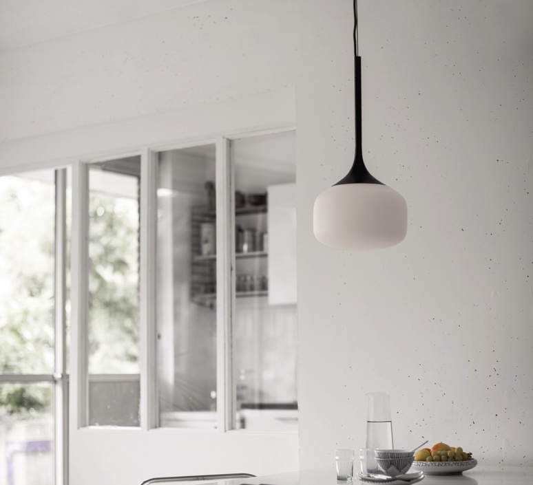 Awa lena billmeier et david baur suspension pendant light  teo t0015l bk006  design signed 33236 product