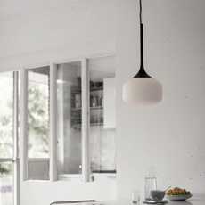 Awa lena billmeier et david baur suspension pendant light  teo t0015l bk006  design signed 33236 thumb