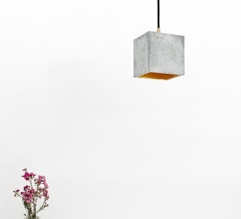 B1  stefan gant suspension pendant light  gantlights b1 hg gs  design signed 53670 product