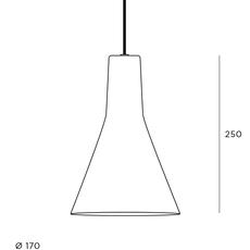 B5 rene jean caillette suspension pendant light  disderot b5 n   design signed nedgis 83157 thumb