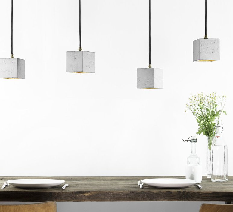 B6  stefan gant suspension pendant light  gantlights b6 hg gs  design signed 53656 product