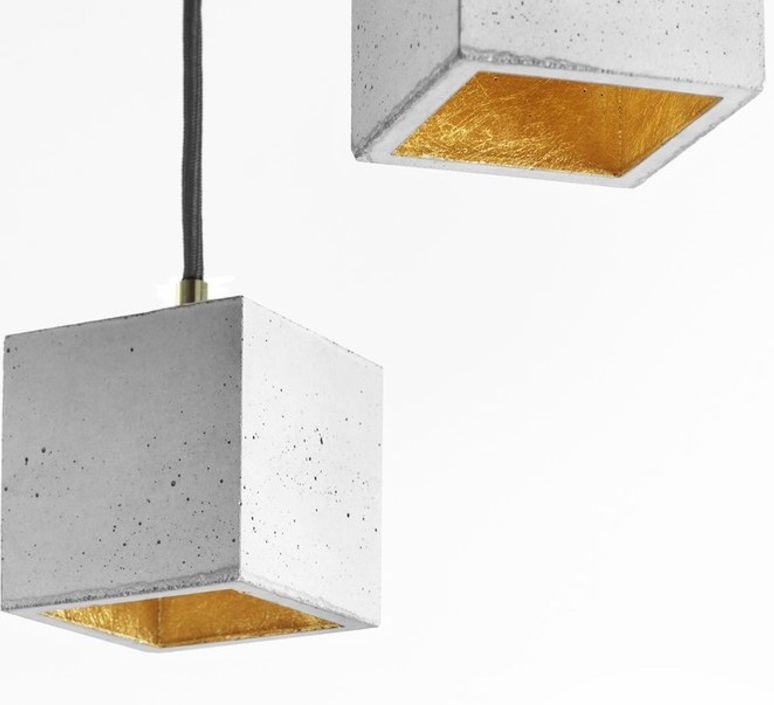 B6  stefan gant suspension pendant light  gantlights b6 hg gs  design signed 53657 product