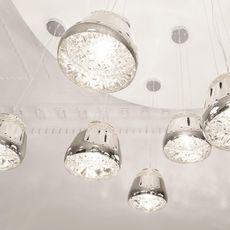 Baby valentine  suspension pendant light  moooi molvab ca  design signed 57293 thumb