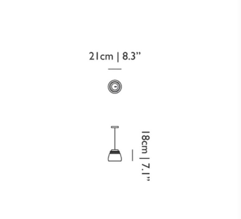 Baby valentine  suspension pendant light  moooi molvab ba  design signed 57289 product