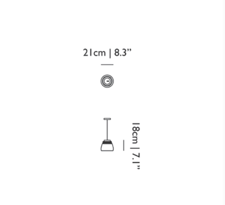 Baby valentine  suspension pendant light  moooi molvab xa  design signed 57302 product
