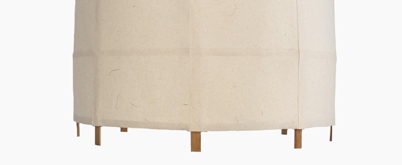 Suspension bagobo o l naturel o59cm h53cm ay illuminate normal